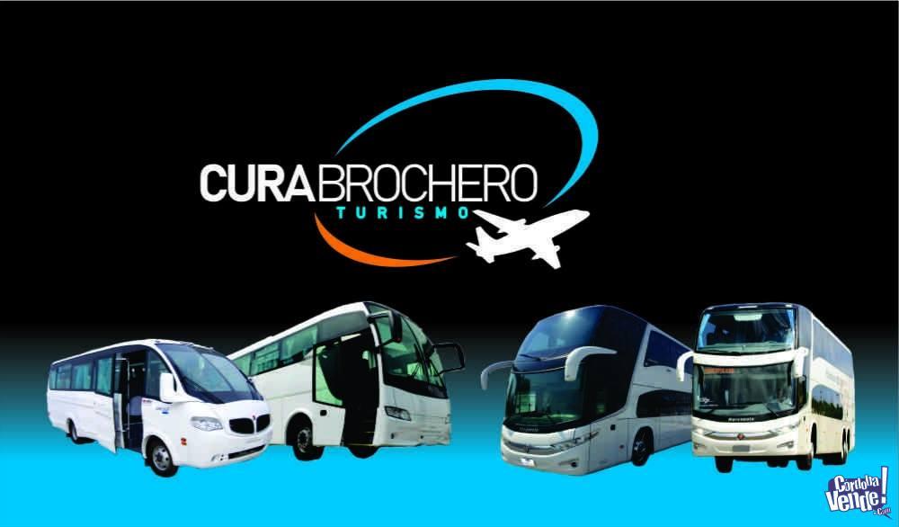Alquiler de colectivo de Turismo Provincial y Nacional