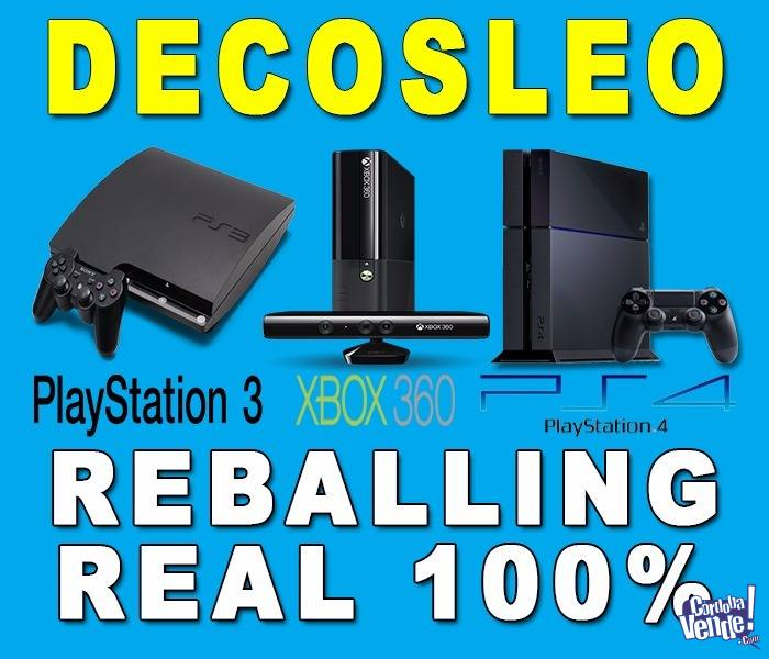 Reballing xbox360 playstation 3 PS4 problema de temperatura