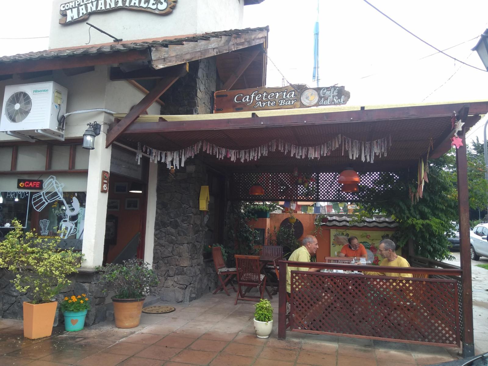 VENTA de Fondo de Comercio + Local - Cafetería - Villa General Belgrano