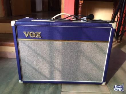 VOX AC15 C1, Valvular, ed. Limitada, purple, unico dueño.