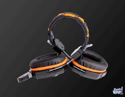 Headset Auricular Gamer Levelup Copperhead Ps4 Oc Xbox One