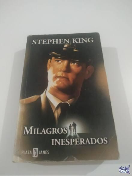Vendo libros STEPHEN KING diversas ediciones en Argentina Vende