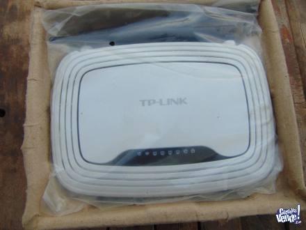 router tplink wr841n 300mbps nuevo sin abrir en Argentina Vende