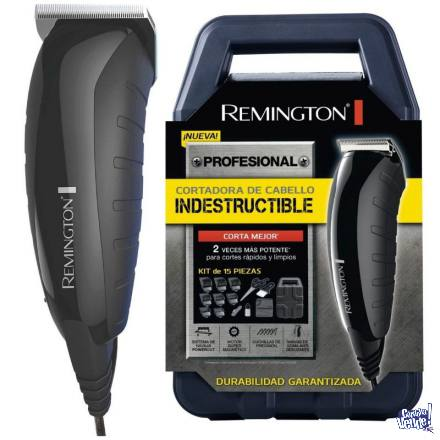 Remington Hc5850 Cortadora Pelo Profesional 15 piezas Caja