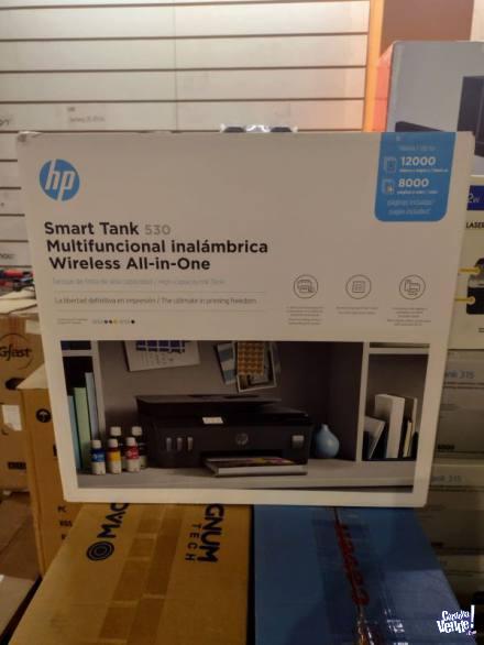 ÚLTIMA EN STOCK!IMPRESORA HP 530 WIFI MULTIFUNCIÓN 18 CUOT en Argentina Vende