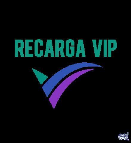DISTRIBUIDOR DE CARGA VIRTUAL -RECARGA VIP