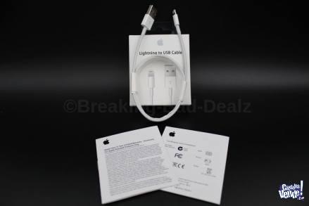 Cable USB Original iPhone 4 5 5s 6 6+ 6s 7 8 iPad - X XS XR