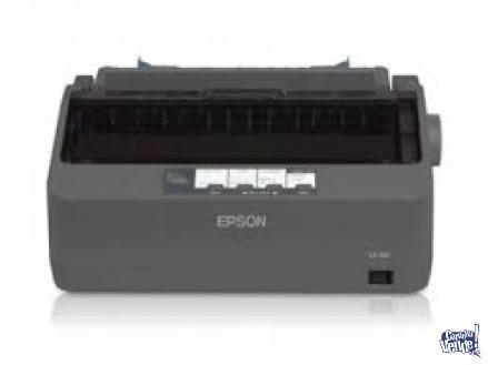 Impresora Matricial Epson Lx-350 Matriz De Punto