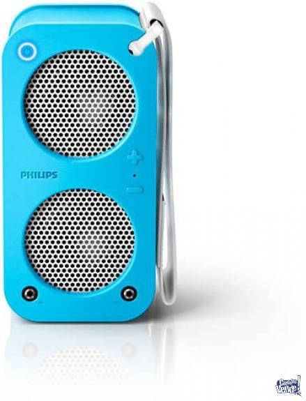 Parlante Portatil PHILIPS Bluetooth 10W Azul