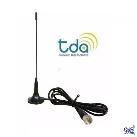 Antena Tv Digital Tda Interior Full Hd Imantada