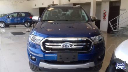 Ford Ranger Limited 4x4 AT en Forcor S.A.