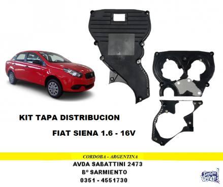 TAPA DISTRIBUCION FIAT SIENA 16V