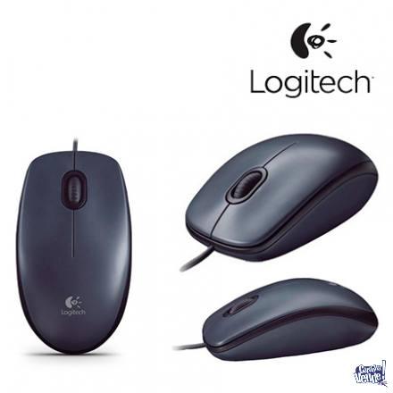 Mouse Logitech M90 Optico Usb Garantía Oficial