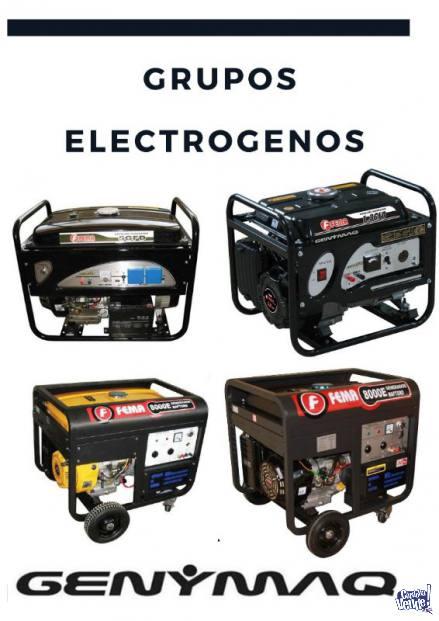 GRUPOS ELECTROGENOS en Argentina Vende