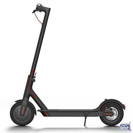Scooter Eléctrico Mi Electric Fbc4004gl Black Plegable