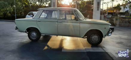 Fiat 1500 Sedan en Argentina Vende