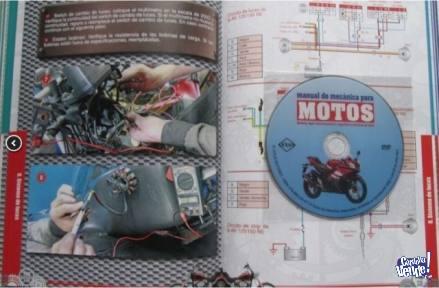 Manual De Mecánica Para Motos Incluye Dvd - Lexus 2016