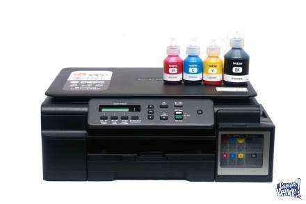 IMP BROTHER DCPT300 SIS CONT COLOR LCD + BARATO Y RENDIDOR