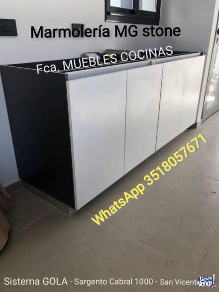 MUEBLE BAJO MESADA DE 1.20 EN OFERTA A $ 26000