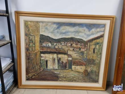 Pintura de Egidio Cerrito en Argentina Vende