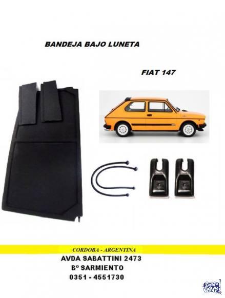 BANDEJA TRASERA FIAT 147