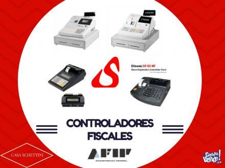 CONTROLADOR FISCAL SAM4S NR330F NUEVA GENERACION FACT A Y B