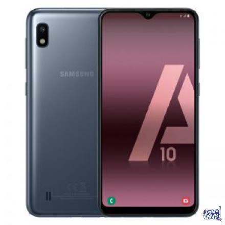 Samsung A10 6,2' 2gb 32gb 13mpx 3400mha Facial LOCAL NVA CBA