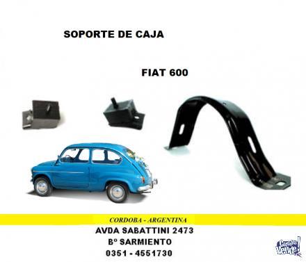 SOPORTE CAJA FIAT 600