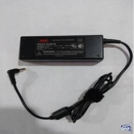 SH-CNF90W-3 CARGADOR FIJO PARA NOTEBOOK 90W p/HP/COMPAQ