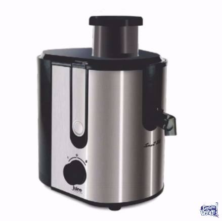 Juguera Juice Master  Smart Tek/ Inoxidable 400w+450ml