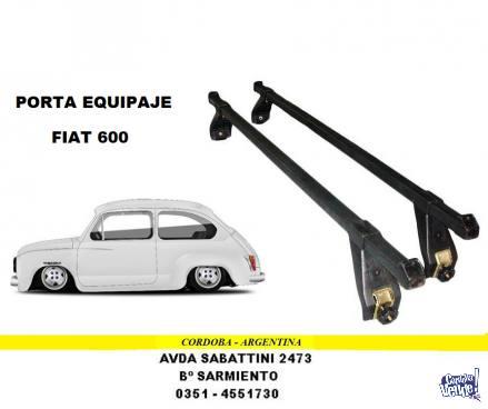 PORTA EQUIPAJE FIAT 600