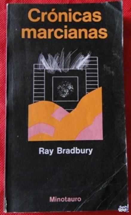 CRÓNICAS MARCIANAS RAY BRADBURY  ED. MINOTAURO en Argentina Vende