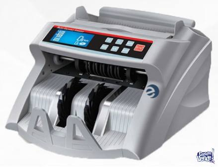 Maquina contadora de billetes Elicount ELI190 Córdoba Gtía