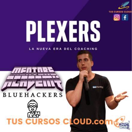Curso PLEXERS | Mentors Academy de Bluehackers en Argentina Vende