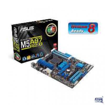 Placa Madre MB ASUS AM3+ M5A97 R2.0 BOX ATX 2PCI S/ VIDEO