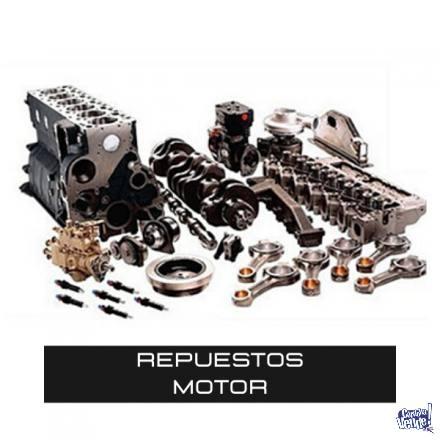 Repuestos para todo tipo motores