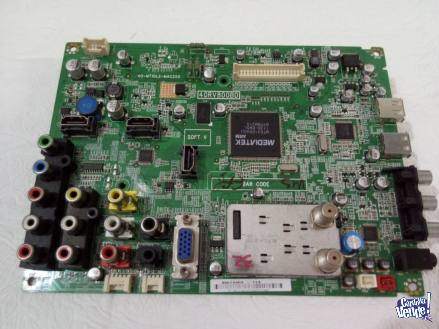 Placa Main RCA L32E320. Codigo: 40-MT10L2-MAC2XG