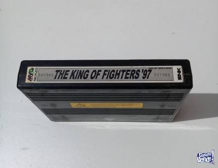 Cartucho Neo Geo The King of Fighters 97