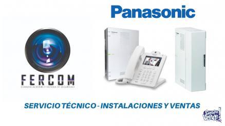 SERVICO TECNICO CENTRALES PANASONIC. en Argentina Vende