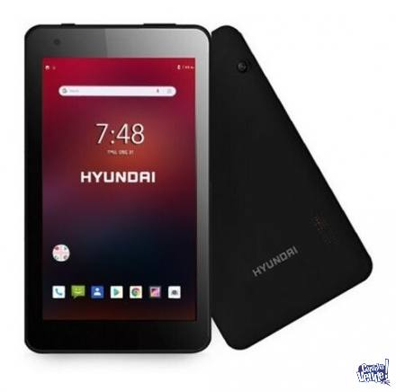 Tablet Hyundai Koral 7w4 Android 8.1 Ips 1gb 8 Gb 7 Sd Usb