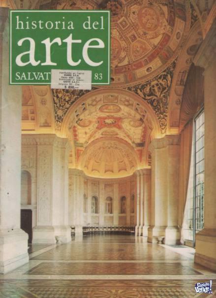 HISTORIA DEL ARTE Salvat /fasciculos  44 x $ 2200 en Argentina Vende
