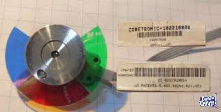 Color Wheel para Proyector Optoma EP716 en Argentina Vende