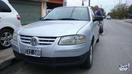Gol LOOK 2008 1.6 GNC IMPECABLE. 126mil km.