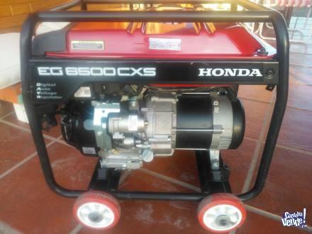 generador Honda EG6500CXS en Argentina Vende
