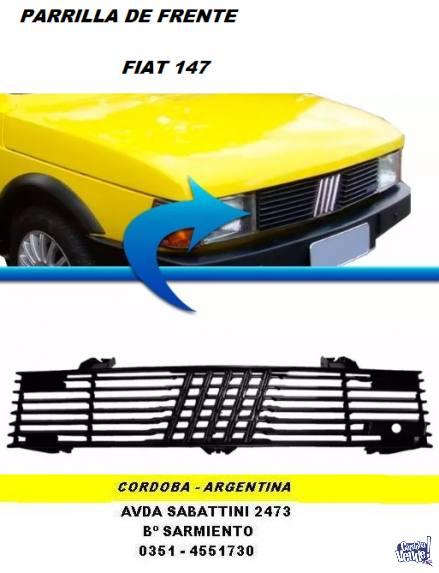 PARRILLA FRENTE FIAT 147-FIORINO