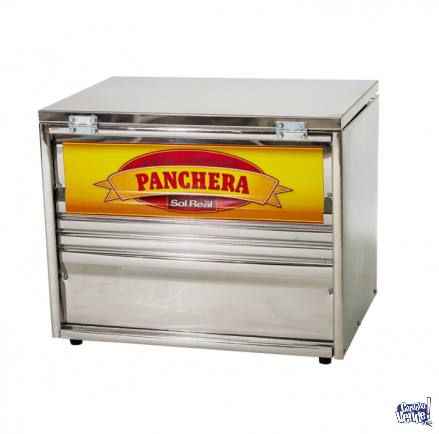 Panchera Chica a Gas - SOL REAL