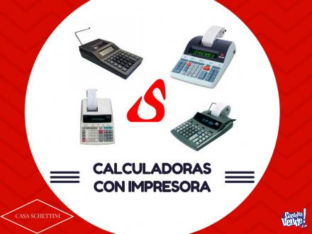 Calculadora con impresor ticket Olivetti logos 802