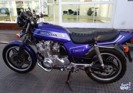 HONDA CB 900 F 1980 Recibo Menor - FINANCIO!!!