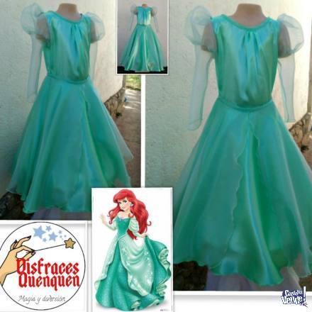 OFERTA Reyes! Disfraz de Ariel, La Sirenita para niñas