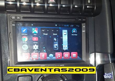 Stereo CENTRAL MULTIMEDIA Peugeot 3008 Gps Android Bluetooth